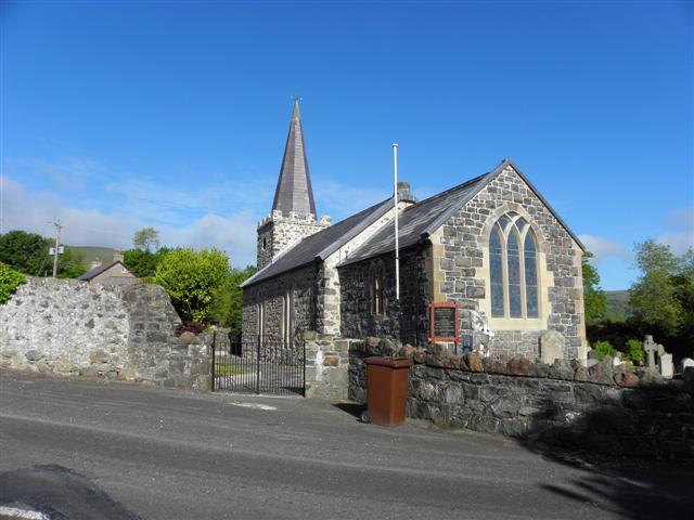 St Patrick's Church of Ireland, Cairncastle
