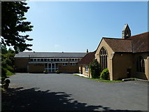 TQ4563 : St Mary Church Centre in Worlds End Lane by Basher Eyre