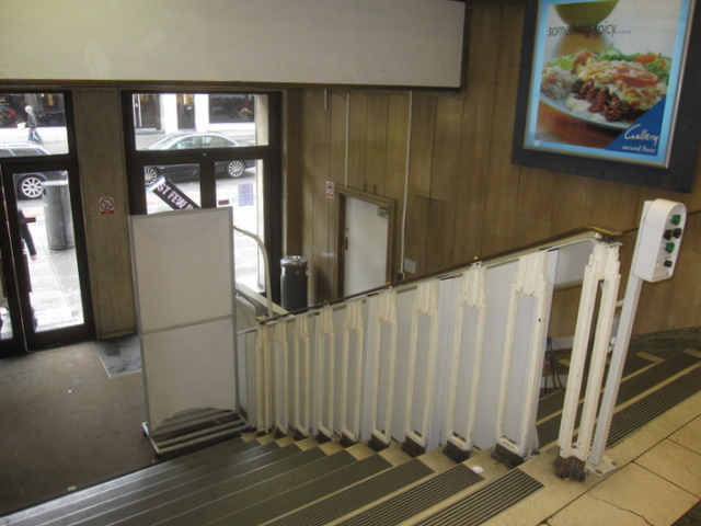 Lewis's staircase