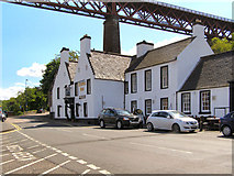 NT1378 : The Hawes Inn by David Dixon