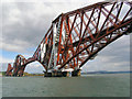 NT1378 : Forth Bridge from Hawes Pier by David Dixon