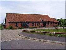 TG1508 : Bawburgh Village Hall by Geographer