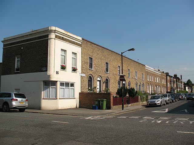 Friary Road, Peckham