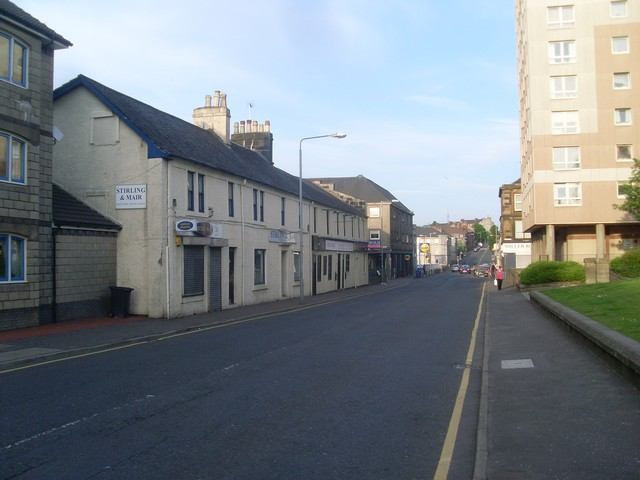 High Street, Johnstone
