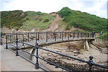 TA0390 : Bridge over Scalby Beck (Sea cut) by N Chadwick