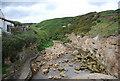 TA0390 : Scalby Beck (Sea Cut) by N Chadwick