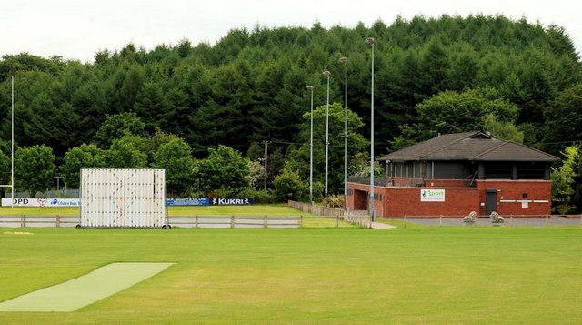 Sports ground, Shaw's Bridge, Belfast (1)