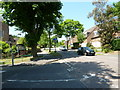 TQ4566 : Junction of Mayfield Avenue and Lynwood Grove by Basher Eyre