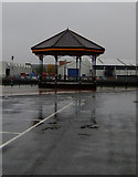 TA2609 : Bandstand, Grimsby by David Wright