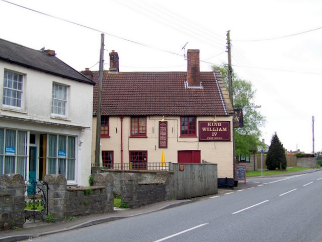 The King William IV, Curry Rivel