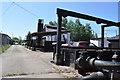 TF9129 : Fakenham Gas Works by Ashley Dace