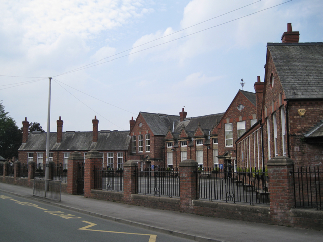 Cheadle Primary School,  Ashfield Crescent