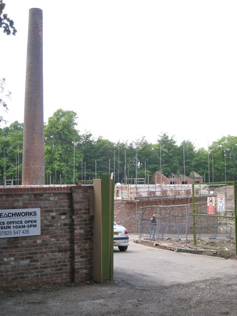 The Bleachworks development site, Mill Lane, Cheadle