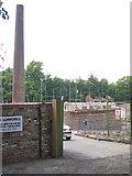 SJ8588 : The Bleachworks development site, Mill Lane, Cheadle by Robin Stott