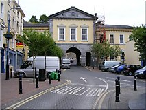 W7966 : Archway, Casement Square, Cobh by Mac McCarron