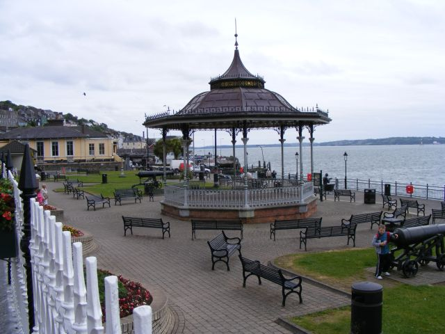 Bandstand, Kennedy Park,Westbourne Place, Cobh