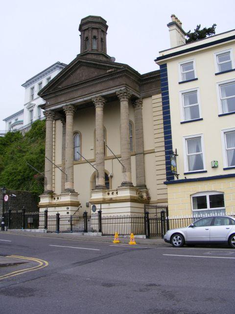 Former Pillars Bar, Westbourne Place, Cobh