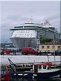 W7966 : Independence of the Seas, Cobh by Mac McCarron