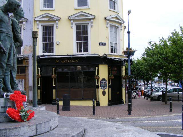 Mauretania Bar, Casement Square, Cobh