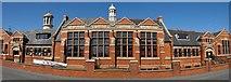 SD8912 : Castlemere Community Centre by Peter Thwaite