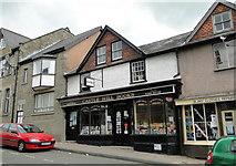SO2956 : Castle Hill Books, Kington by Philip Pankhurst