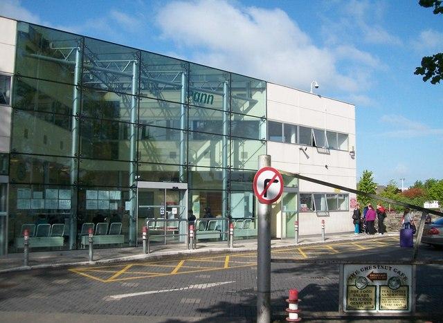 Bus Eireann Station, Long Walk, Dundalk
