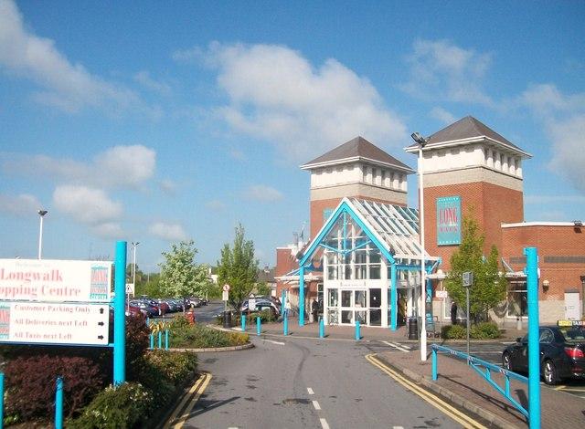 The Long Walk Shopping Centre, Dundalk