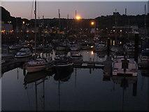 TR3140 : De Bradelei Wharf, Dover by Colin Smith