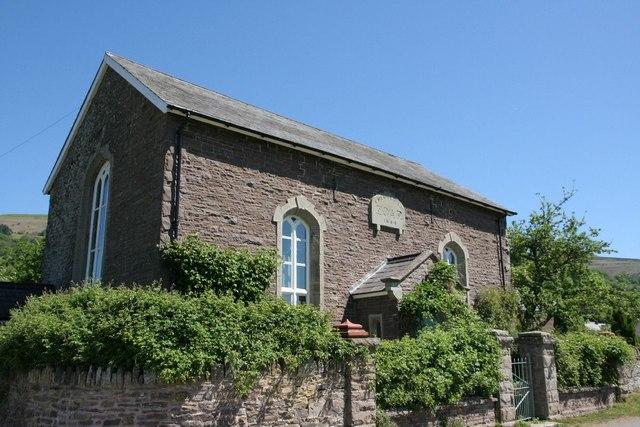 Tretower Chapel