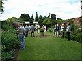SP2050 : Alscot Park - walled garden by John Brightley