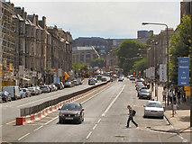 NT2674 : Leith Walk (A900) by David Dixon