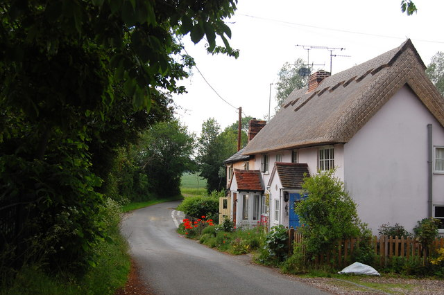 The Essex Way 63: Little Leighs