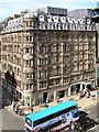NT2573 : Old Waverley Hotel, Princes Street by David Dixon