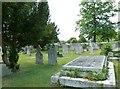 TQ4469 : St. Nicholas' Church, Chislehurst - churchyard (1) by Basher Eyre