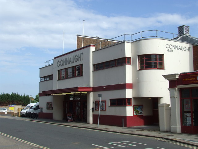 Connaught Theatre, Worthing