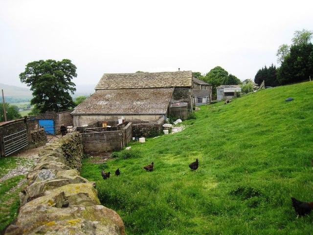 Lockbank Farm, Sedbergh