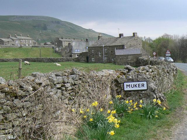 Muker in the Spring