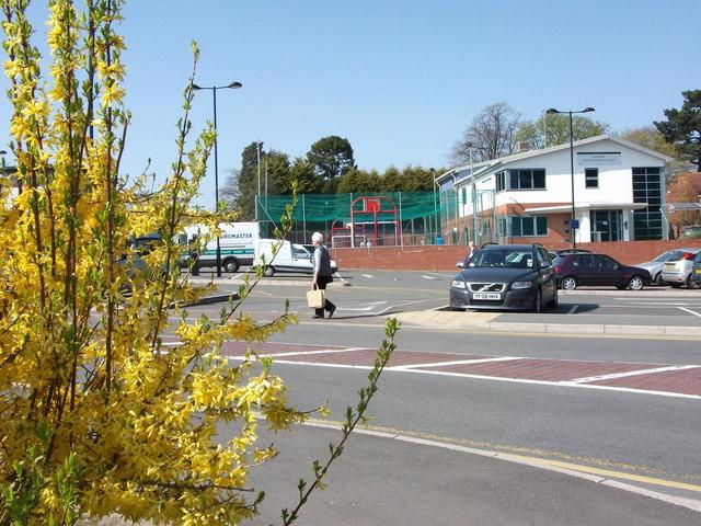 Youth & Community Centre, Abbey End, Kenilworth