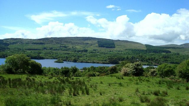 East of Loch Eske