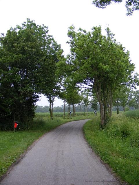 Manse Lane, Cratfield