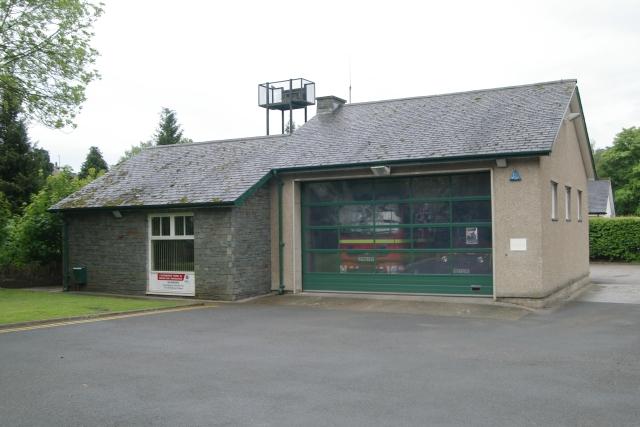 Ambleside fire station