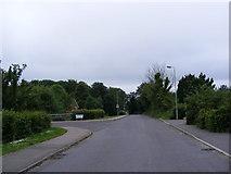 TM2863 : Brook Lane, Framlingham by Adrian Cable