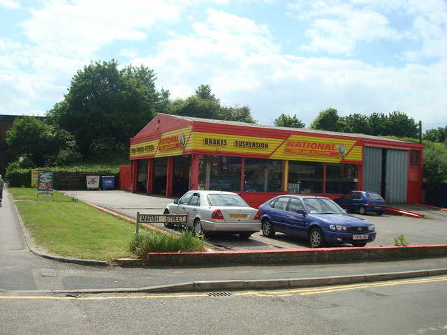 National Tyres and Autocare, Station Road, Strood