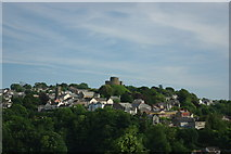 SX3384 : Launceston Castle by Tim Hardy