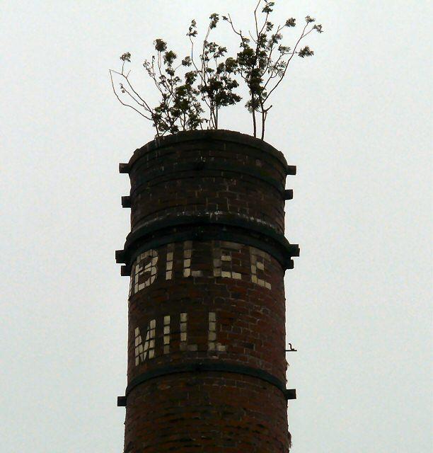 Jubilee Mill Chimney