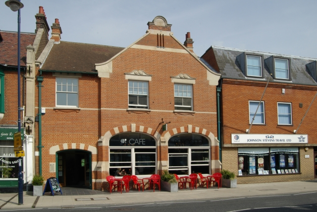 Felixstowe old fire station