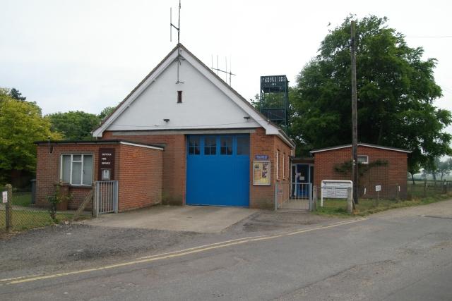 Aldeburgh fire station