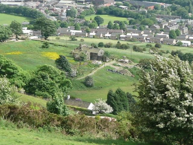 Wadsworth Royd Farm, Mytholmroyd