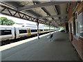 TQ4369 : Chislehurst Station- up platform by Basher Eyre