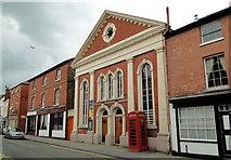 SO2956 : Baptist Church, Kington by Philip Pankhurst